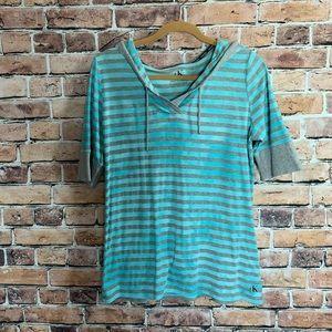 Calvin Klein's knit t shirt